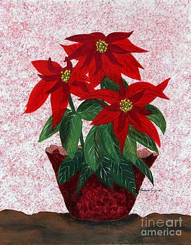 Barbara Griffin - Poinsettias