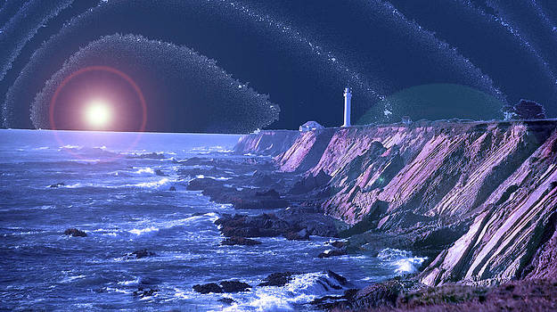 Point Arena Dream by Greg Reed