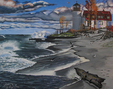 Point Betsie by Creations by DuBois