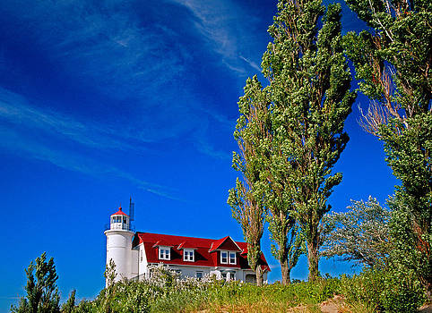 Dennis Cox - Point Betsie lighthouse