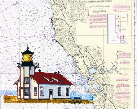 Point Cabrillo Light Station by Mike Robles
