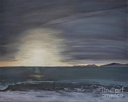 Ian Donley - Point Mugu Sunset