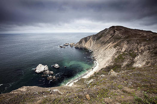Point Reyes Bay by Laszlo Rekasi
