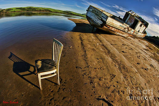 Blake Richards - Point Reyes Chair And Boat