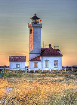 Point Wilson Lighthouse by Tracy Thomas