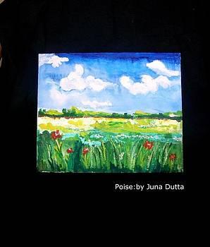 Poise by Juna Dutta