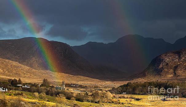 Poison Glen Rainbows by Derek Smyth