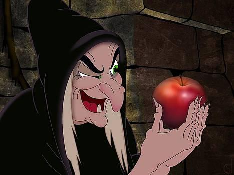 Poisoned Apple by Daniel Sallee