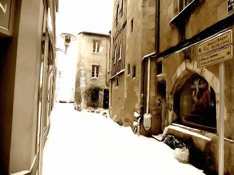 Poitiers With Snow by Studio Maeva