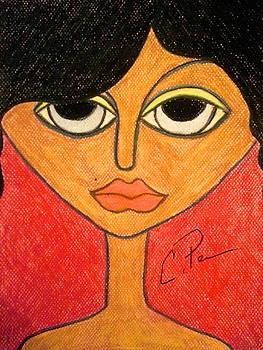 Poker Face by Chrissy  Pena