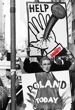 Poland Help by Zygmunt Malinowski