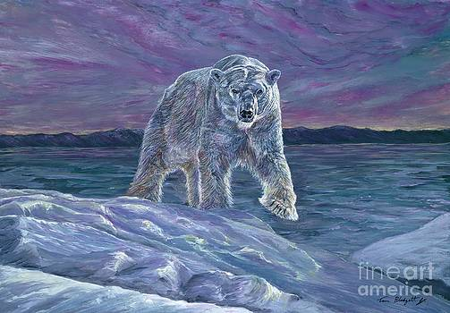 Polar Bear by Tom Blodgett Jr