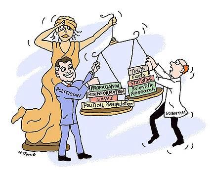 Linda Mears - Political Cartoon Two