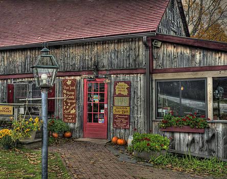 Polly's Pancake Parlor by Wayne Letsch