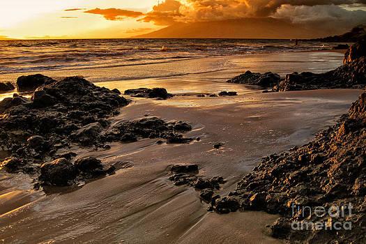 Kate McKenna - Polo Beach Sunset