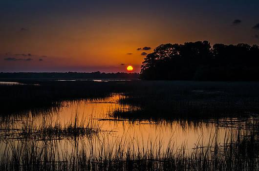 Polowana Sunset by Richard Kook