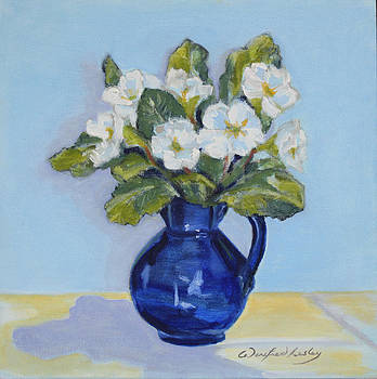 Polyanthus by Winifred Lesley