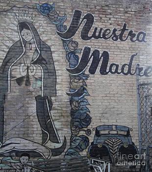 Gregory Dyer - Pomona Art Walk - Nuestra Madre