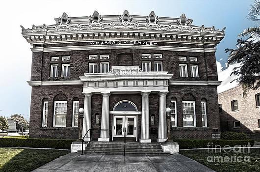 Gregory Dyer - Pomona Masonic Temple