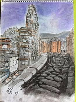 Pompei   Via della Speranza by Alessandro Cedroni