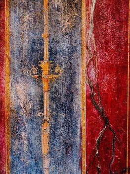 Hakon Soreide - Pompeian Wall Painting