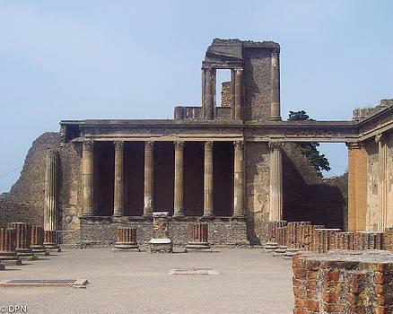 Pompeii 1 by David Nichols