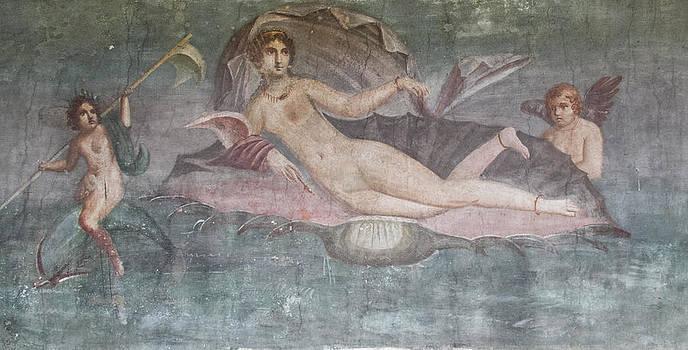 Roger Mullenhour - Pompeii Nude Family Fresco