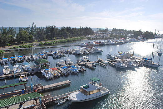 Ponce Bay by Catherine Kurchinski