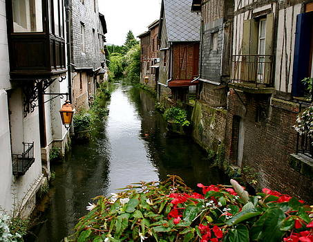 Pont Audemer by Jules Smith