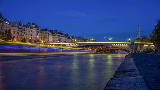 Vyacheslav Isaev - Pont de la Tournelle