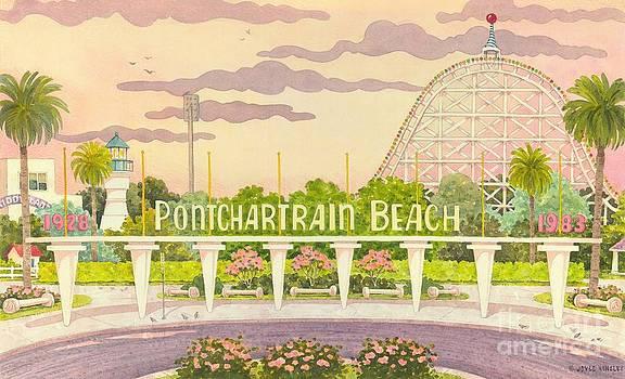 Pontchartrain Beach by Joyce Hensley