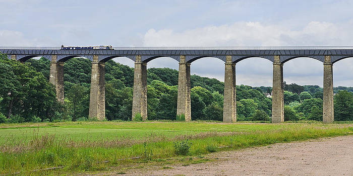 Pontcysyllte Aqueduct Wales by Jane McIlroy
