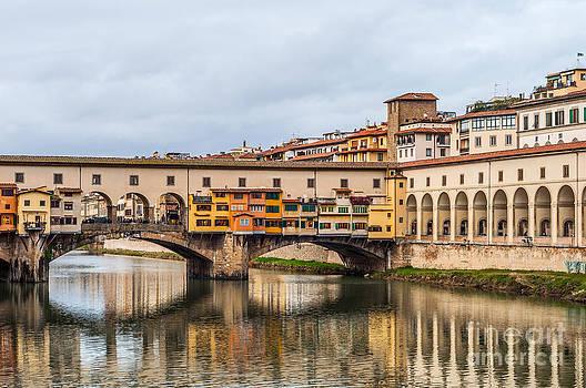 Ponte Vecchio by Luis Alvarenga