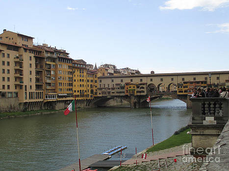Ponte Vecchio by Terri Johnson