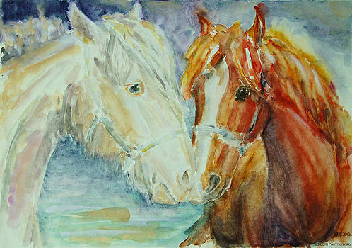 Pony Friendship For Life by Barbara Pommerenke