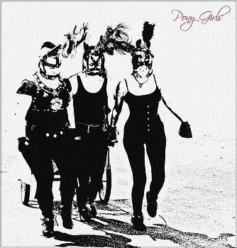 Pony Girls by Art by Dance