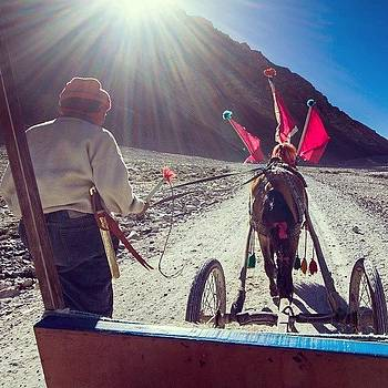 Pony Kart Ride To Everest by Hitendra SINKAR