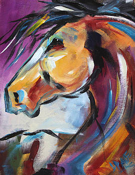 Pony Up by Laurie Pace