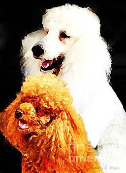 Nancy Stein - Poodle Party