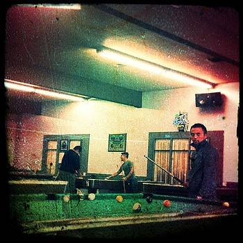 #pool After A Long Time Feels Weird by Zarah Delrosario