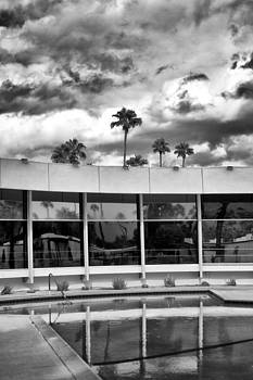 William Dey - POOL STORM Palm Springs