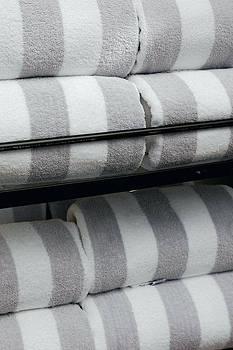 Pool Towels by Karin Hildebrand Lau