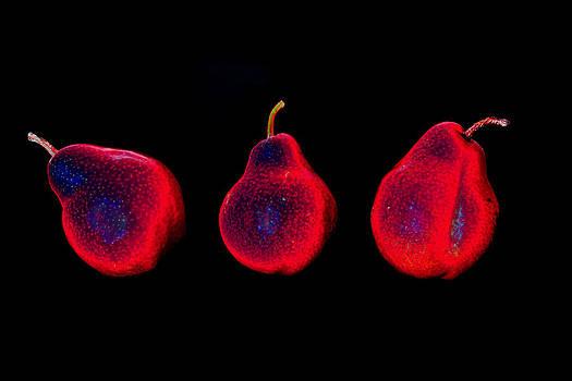 Nigel Jones - Pop Art Pears