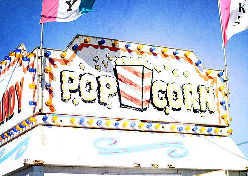 Pop Corn by Beverly  LeFevre