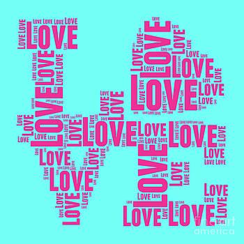 Delphimages Photo Creations - Pop Love 1