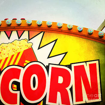 PopCorn by Sharon Coty