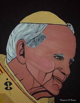 Maryann  DAmico - Pope John Paul II