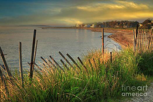 Brenda Giasson - Popham Beach Morning