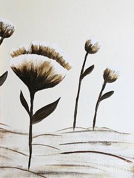 Barbara Griffin - Poppies Blooming in the Sunshine 3