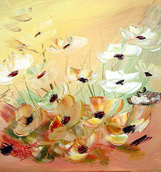 Poppies 3 by Dorothy Maier